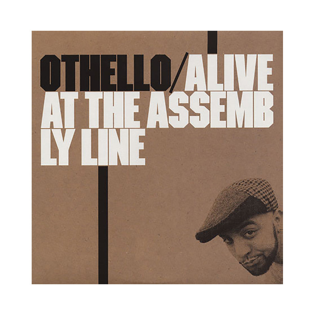 <!--020081106011757-->Othello - 'Alive At The Assembly Line' [(Black) Vinyl LP]