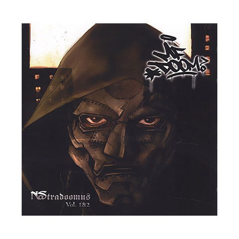M.F. DOOM (Remixing: Nas) - 'Nastradoomus Vol. 1 & 2' [CD [2CD]]