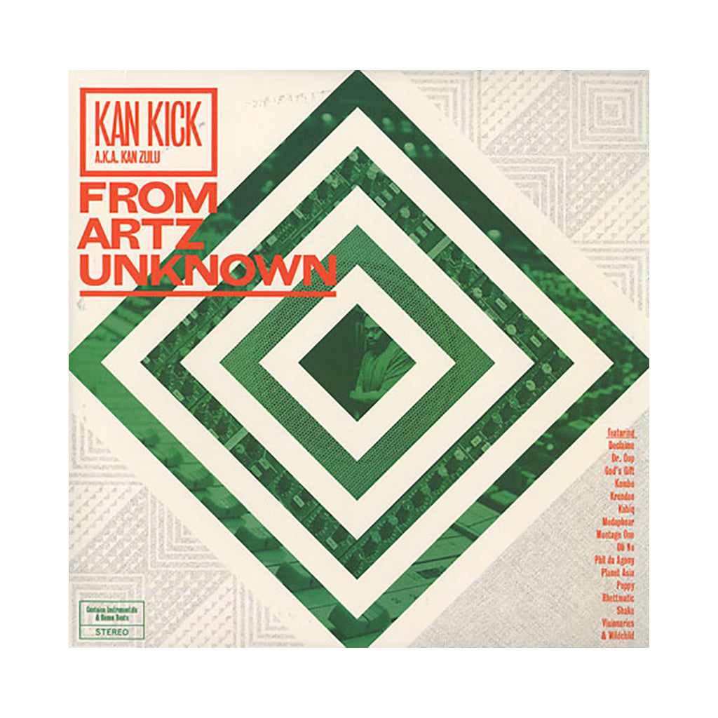 <!--2001111458-->Kankick - 'On The Lookout' [Streaming Audio]