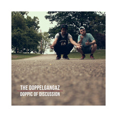 The Doppelgangaz - 'Doppic Of Discussion' [(Black) Vinyl LP]