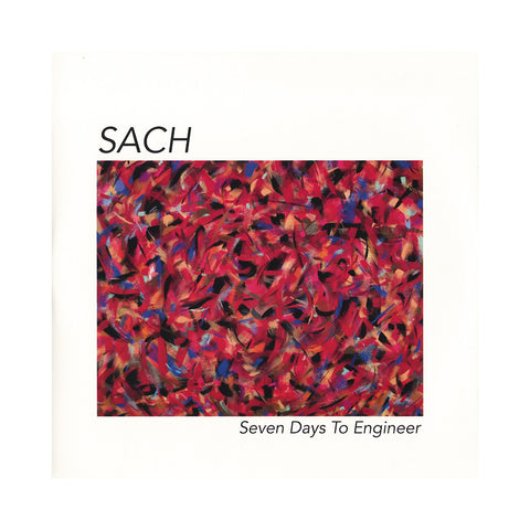 Sach - 'Seven Days To Engineer' [(Black) Vinyl [2LP]]
