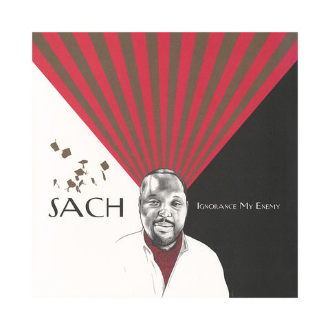 Sach - 'Ignorance My Enemy' [(Black) Vinyl LP]