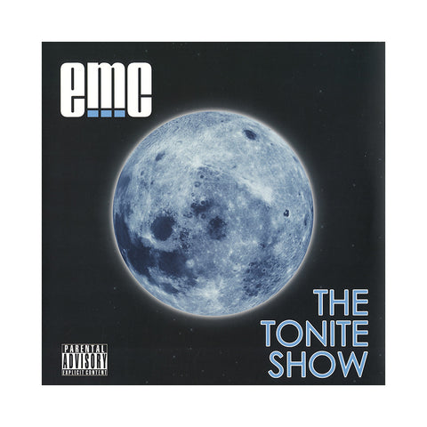 eMC - 'The Tonite Show' [(Black) Vinyl [2LP]]