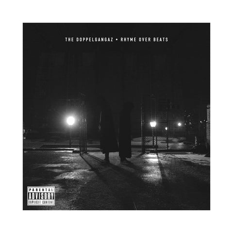 The Doppelgangaz - 'Rhyme Over Beats' [(Black) Vinyl [2LP]]