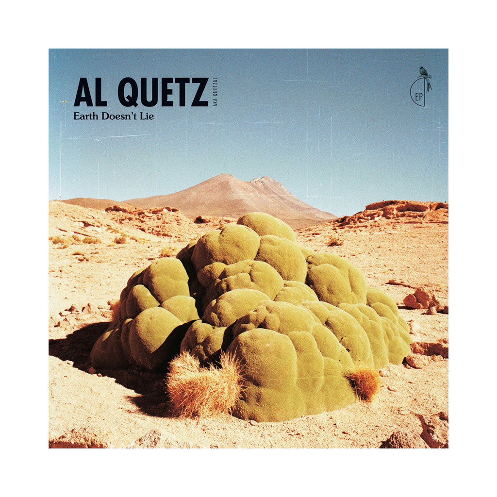 Al Quetz - 'Earth Doesn't Lie' [(Black) Vinyl EP]