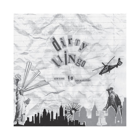 Dface DXA & LLingo Apt - 'Dirty LLingo: New York To Philadelphia (Deluxe Edition)' [(Black) Vinyl EP [2EP]]