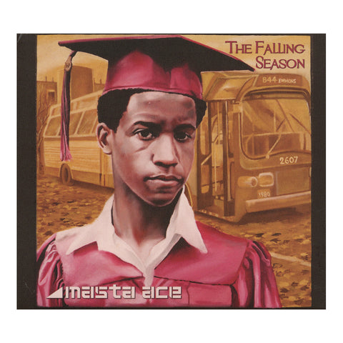 "[""Masta Ace - 'The Falling Season' [CD]""]"