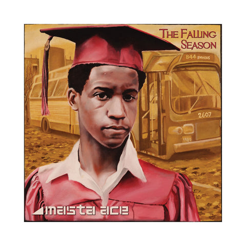 Masta Ace - 'The Falling Season' [(Black) Vinyl [2LP]]