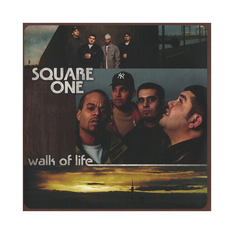 Square One - 'Walk Of Life:15th Anniversary' [(Black) Vinyl [2LP]]