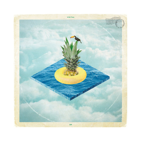 "[""Wun Two - 'Rio' [(Blue) Vinyl LP]""]"
