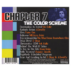 Chapter 7 - 'The Color Scheme' [CD]
