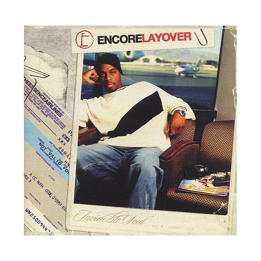 Encore - 'Layover' [(Black) Vinyl [2LP]]
