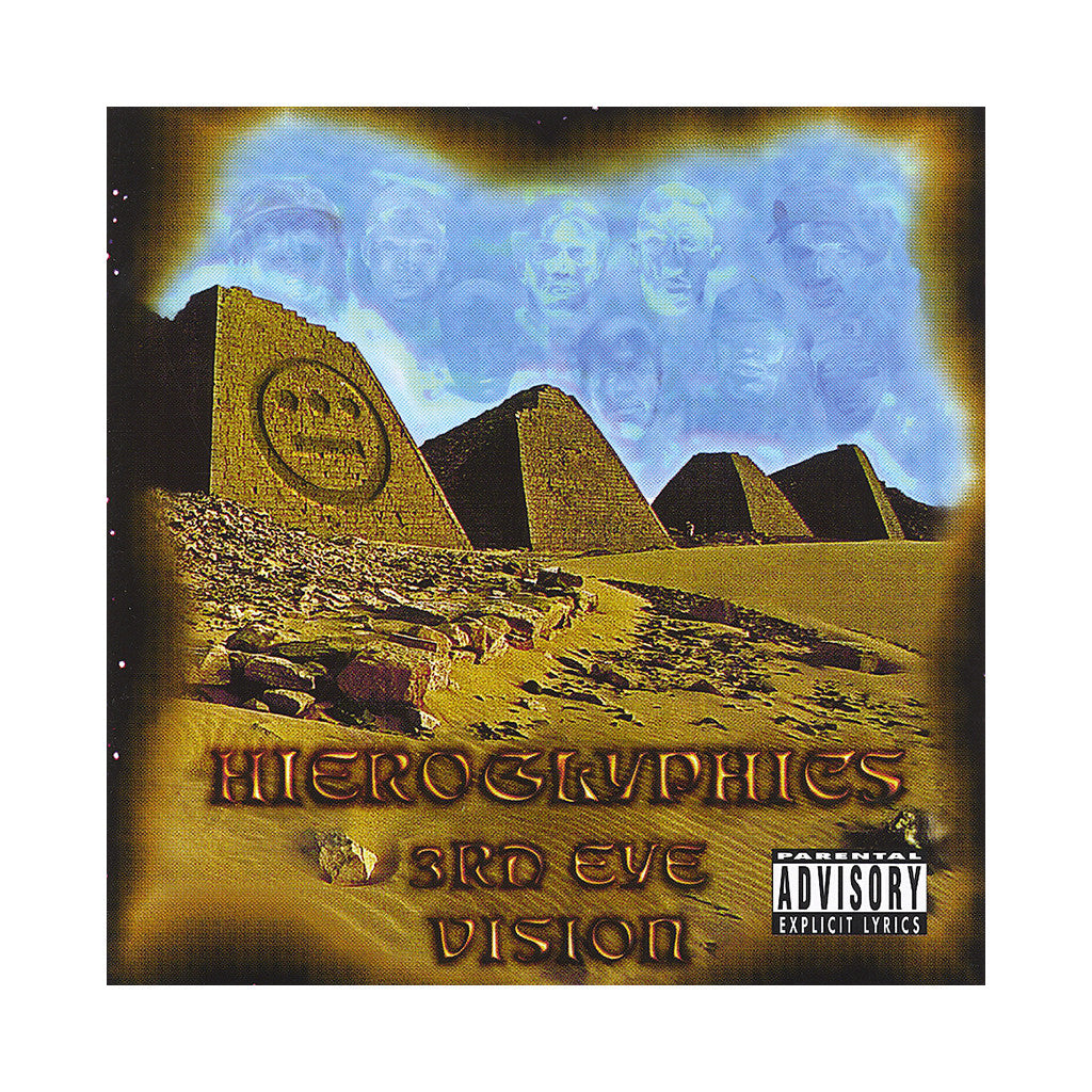 Hieroglyphics - '3rd Eye Vision' [CD]