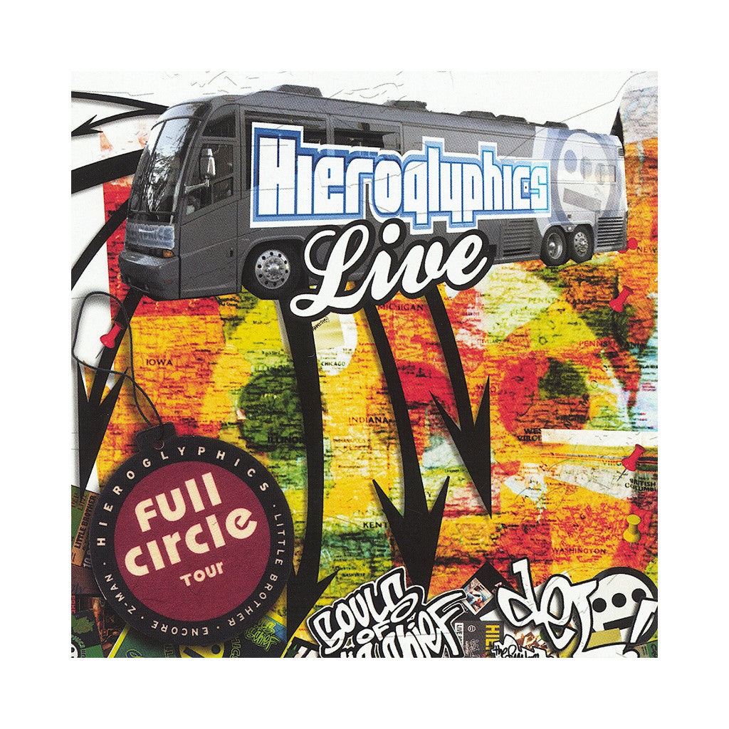 <!--2005062311-->Hieroglyphics - 'What The Funk' [Streaming Audio]