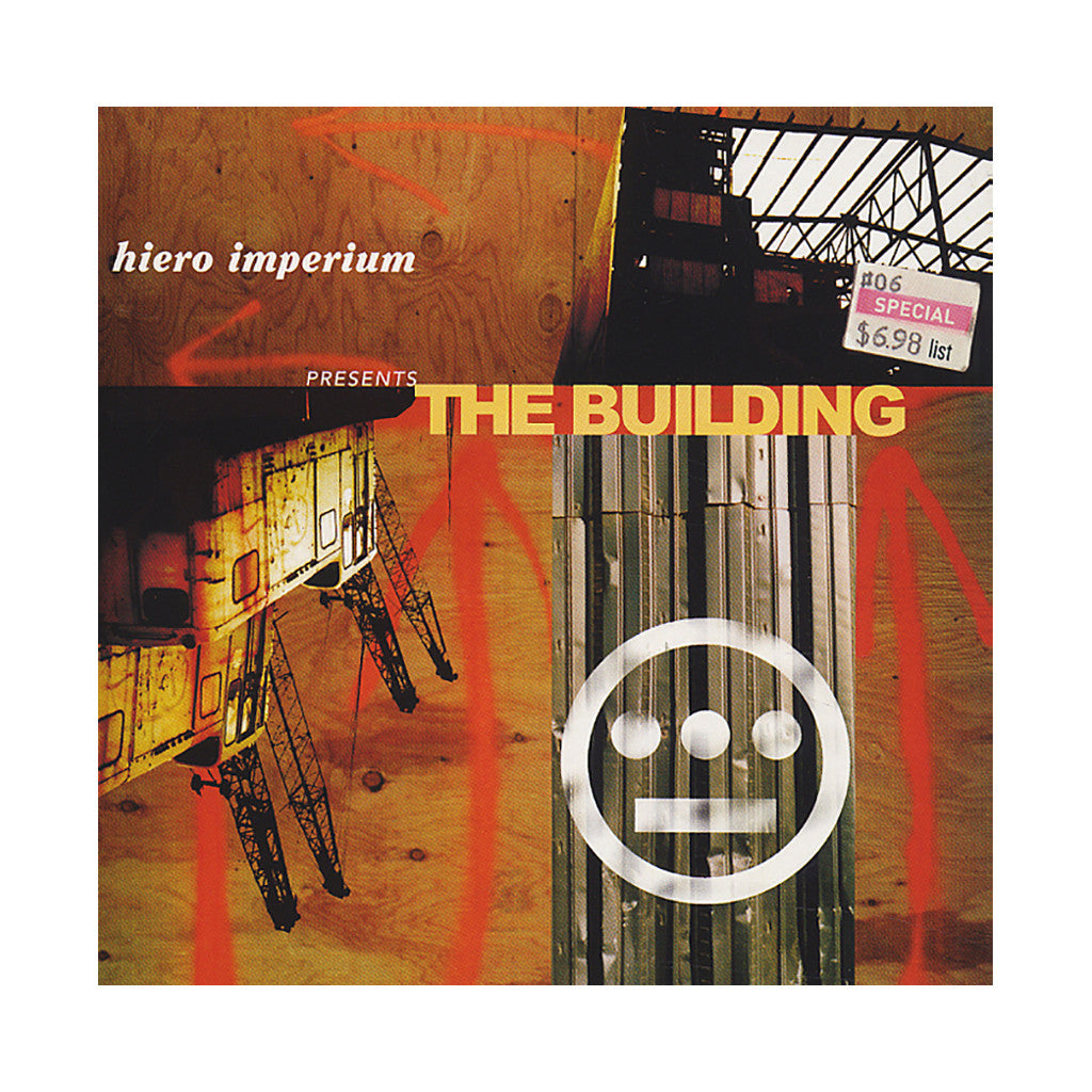<!--120041019000368-->Various Artists - 'The Building' [CD]
