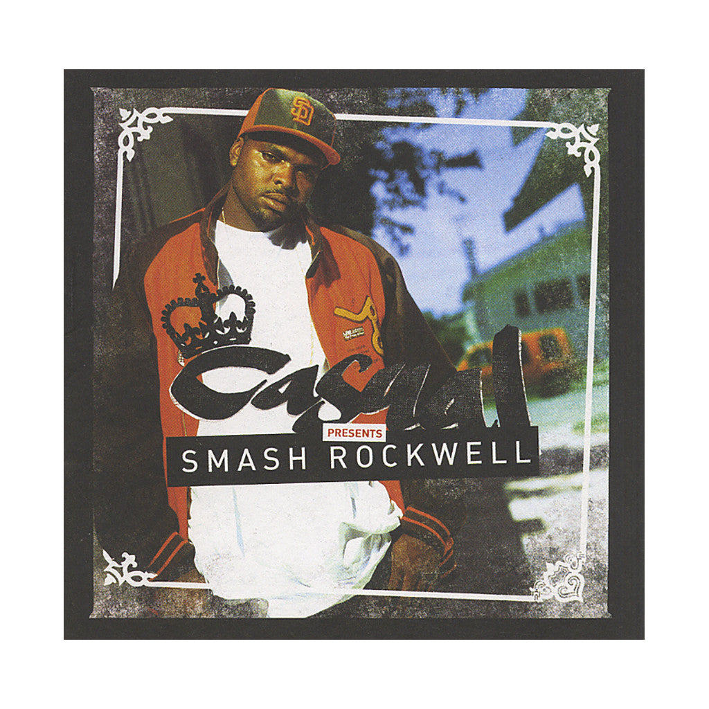 Casual - 'Smash Rockwell' [(Black) Vinyl [2LP]]