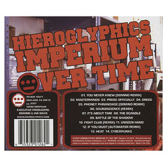 Hieroglyphics - 'Over Time' [CD]