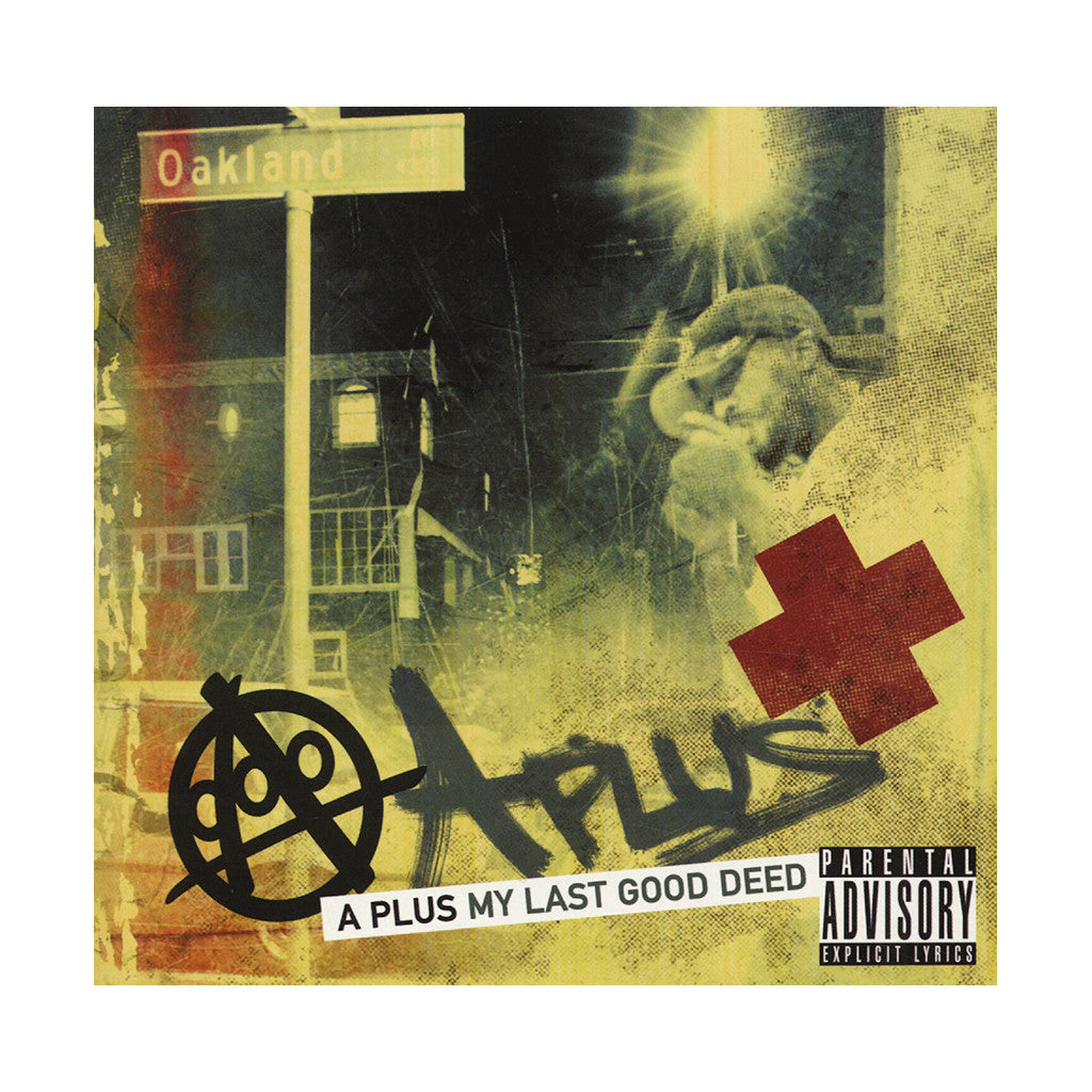 A-Plus - 'My Last Good Deed' [CD]