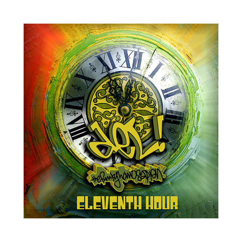 <!--020080311010077-->Del The Funky Homosapien - 'Eleventh Hour' [CD]