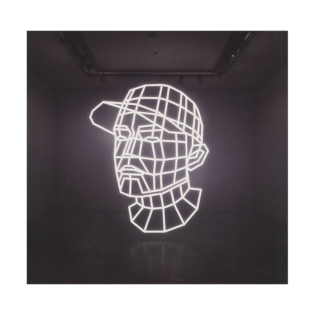 DJ Shadow - 'Reconstructed: The Best of DJ Shadow' [CD]
