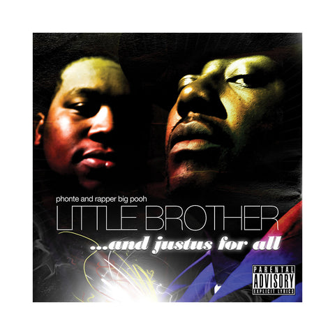 Little Brother - 'And Justus For All' [CD]