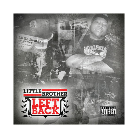 Little Brother - 'LeftBack' [CD]