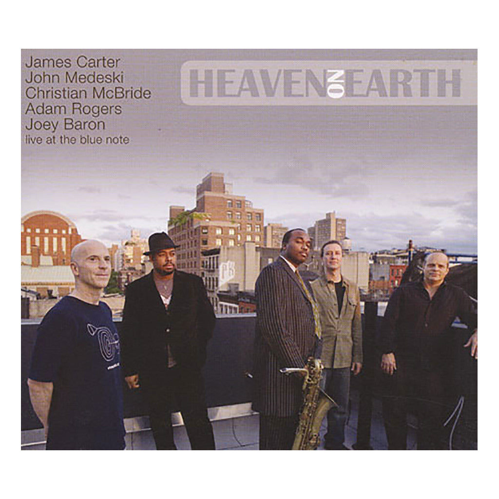 <!--020090825017582-->Heaven On Earth - 'Heaven On Earth: Live At The Blue Note' [CD]