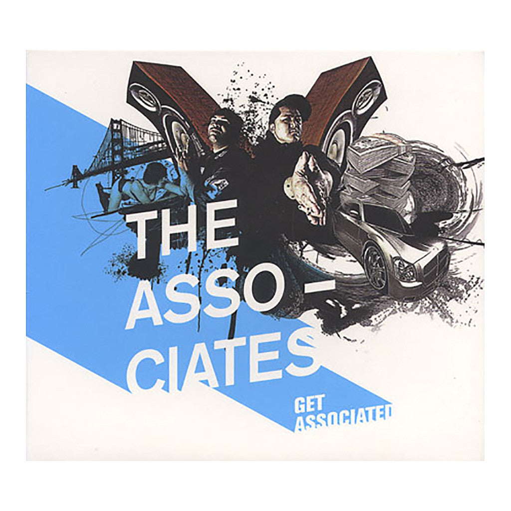 <!--120101207038985-->The Associates - 'Get Associated' [CD]