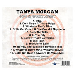<!--2012071701-->Tanya Morgan - 'You & What Army' [CD]