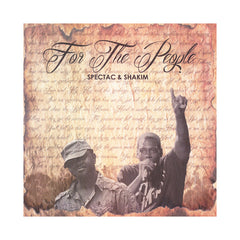 <!--020130219053389-->Spectac & Shakim - 'For The People' [CD]