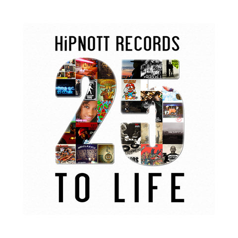 Various Artists - '25 To Life' [CD]