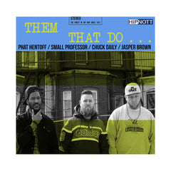 <!--120160115071914-->Them That Do - 'Them That Do...' [CD]