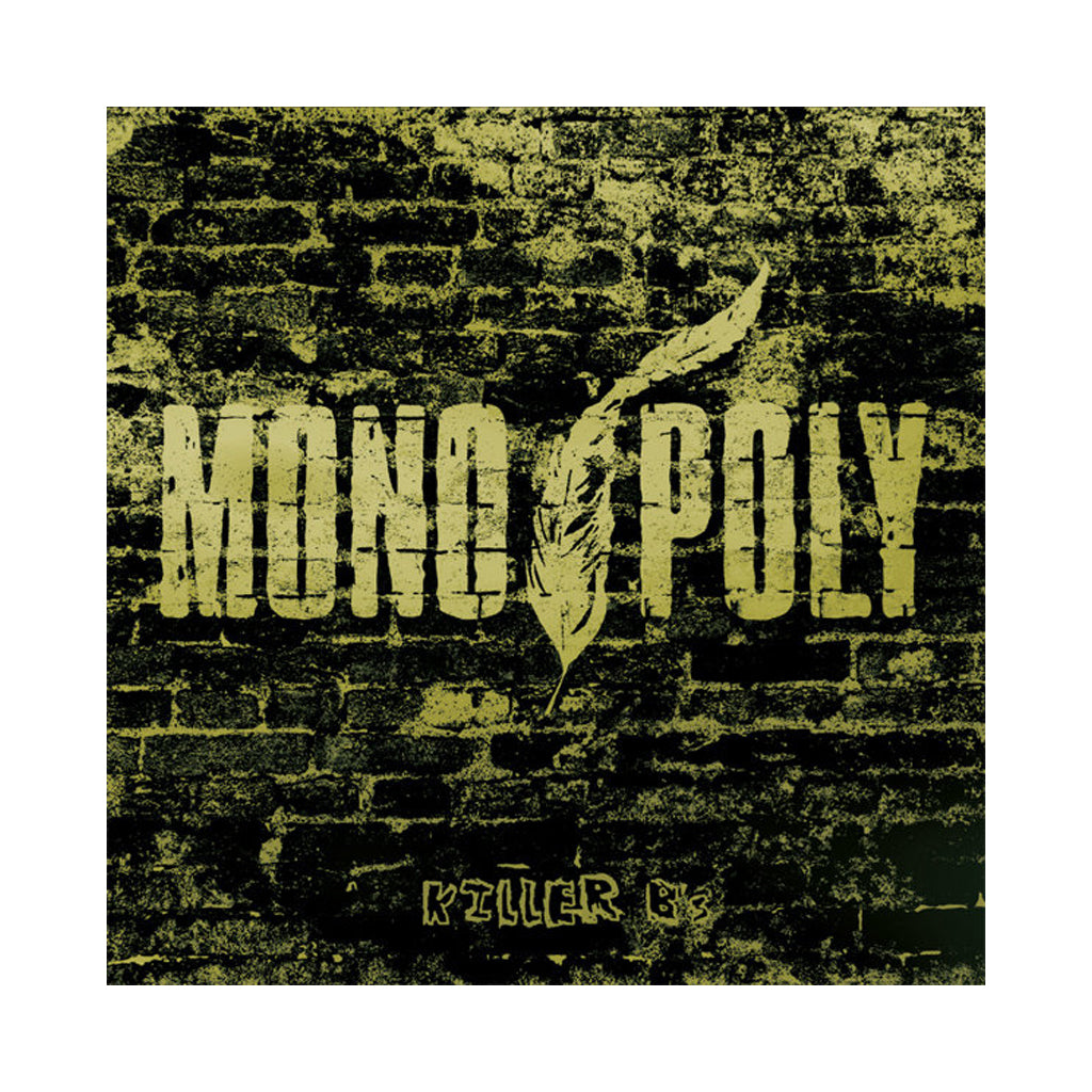 Mono/Poly - 'Killer B's' [CD]