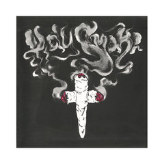 "Holy Smoke - 'Holy Smoke EP' [(Clear w/ Silver Smoke Trails) Vinyl [10""]]"