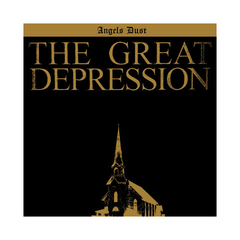"[""Angels Dust - 'The Great Depression' [(Black) Vinyl [10\""]]""]"