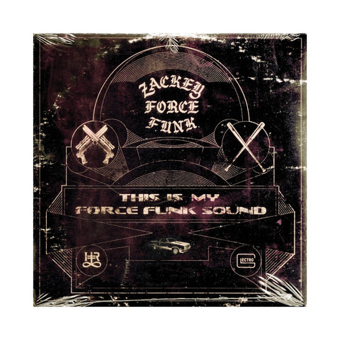 "[""Zackey Force Funk - 'This Is My Force Funk Sound' [(Picture Disc) Vinyl LP]""]"