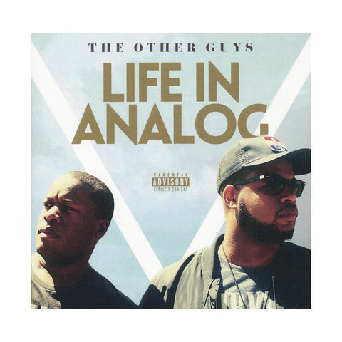 The Other Guys - 'Life In Analog' [CD]