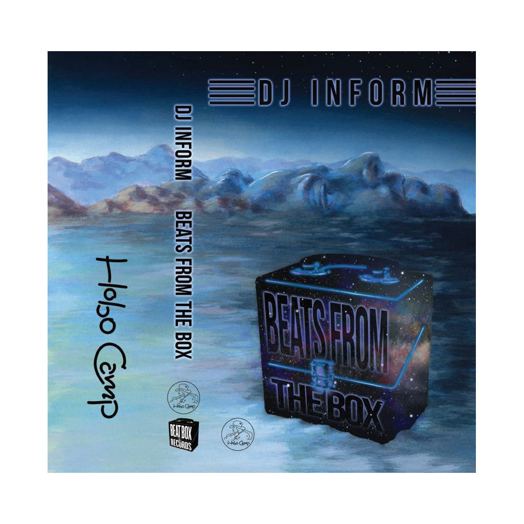 DJ Inform - 'Beats From The Box' [Cassette Tape]