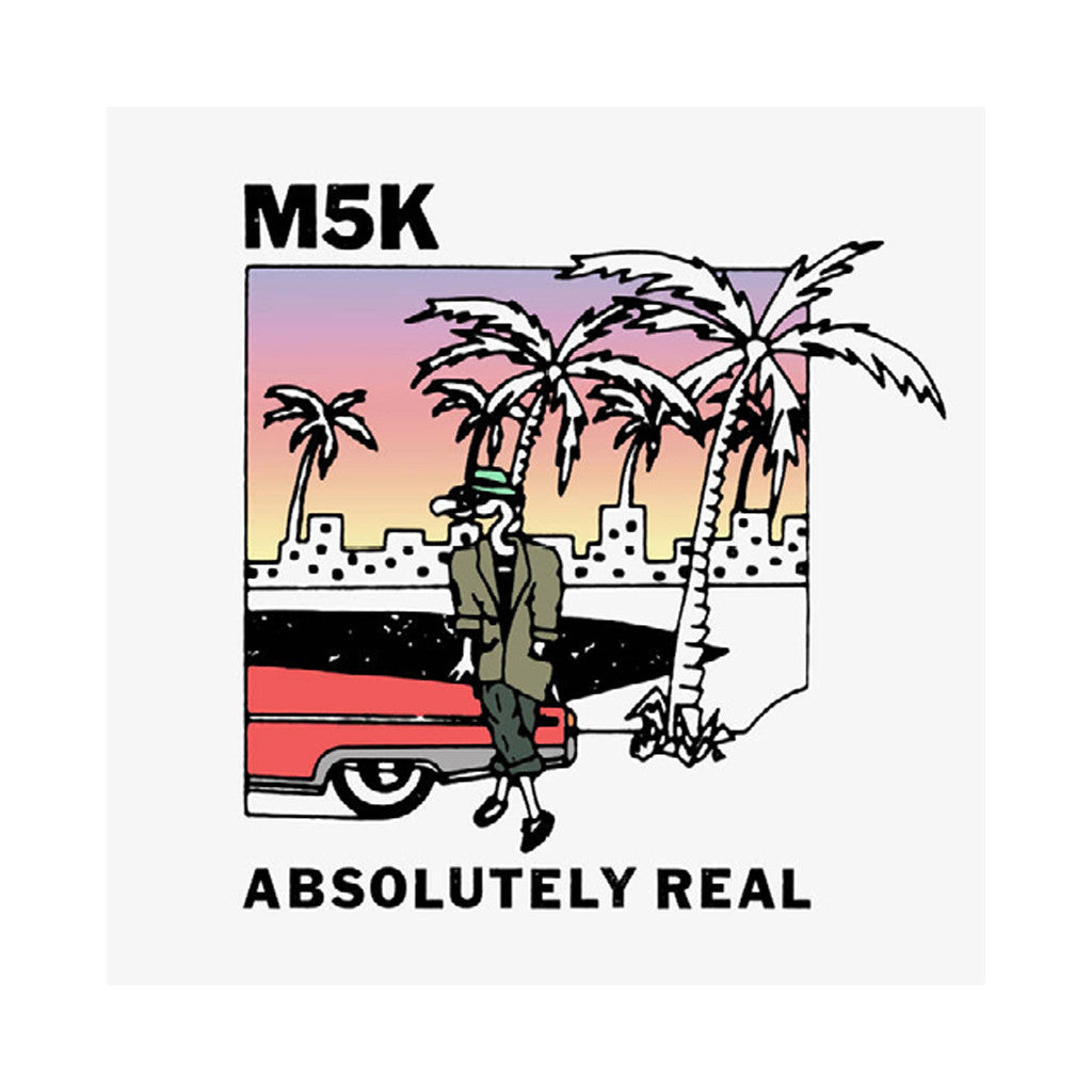 M5K - 'Absolutely Real' [(Black) Vinyl EP]