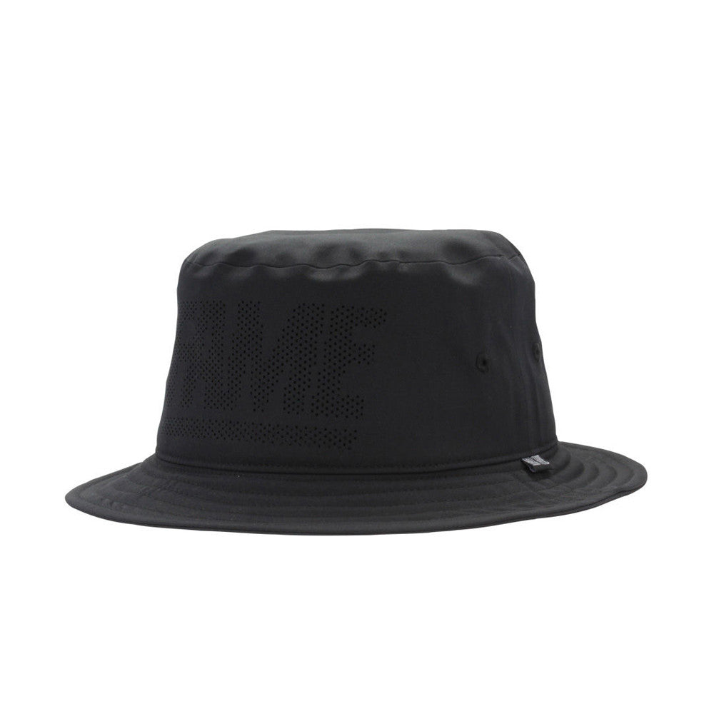 <!--020160316072571-->Hall Of Fame - 'Fame Block Perf' [(Black) Bucket Hat]