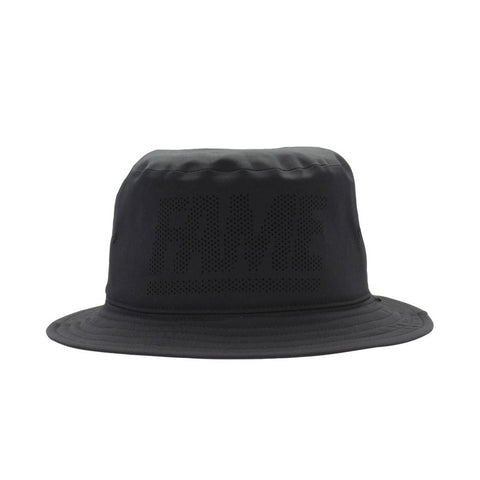 Hall Of Fame - 'Fame Block Perf' [(Black) Bucket Hat]