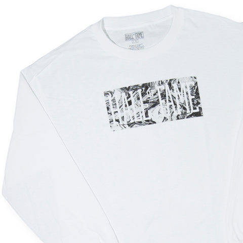 Hall Of Fame - 'Your Name' [(White) Long Sleeve Shirt]