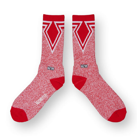 Hall Of Fame - 'Shootout Tall' [(Red) Socks]
