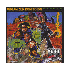 Organized Konfusion - 'Stress: The Extinction Agenda' [CD]