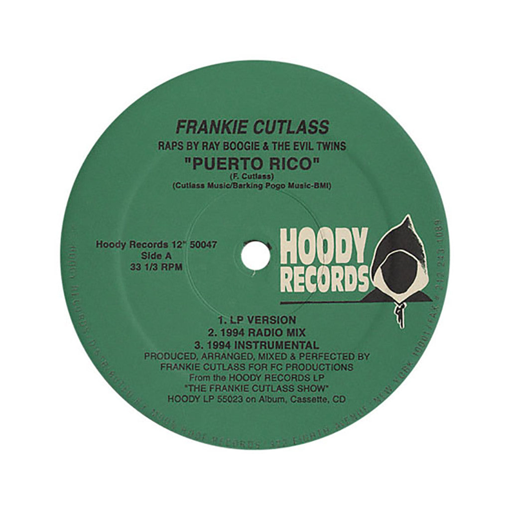 <!--2012062954-->Frankie Cutlass - 'Puerto Rico (Puerto Rican Day Parade Mix) (INSTRUMENTAL)' [Streaming Audio]