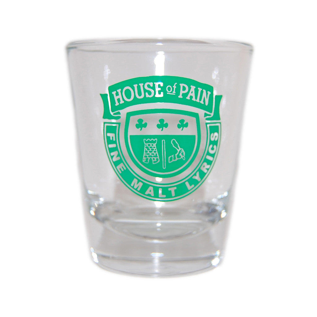 <!--020121030050979-->House Of Pain - 'HOP Shot Glass' [Glassware]