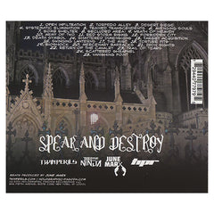 <!--020111115034150-->Twin Perils - 'Speak And Destroy' [CD]