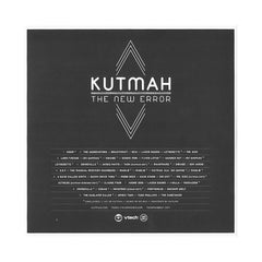 <!--020110119002546-->Kutmah - 'The New Error 1' [CD]