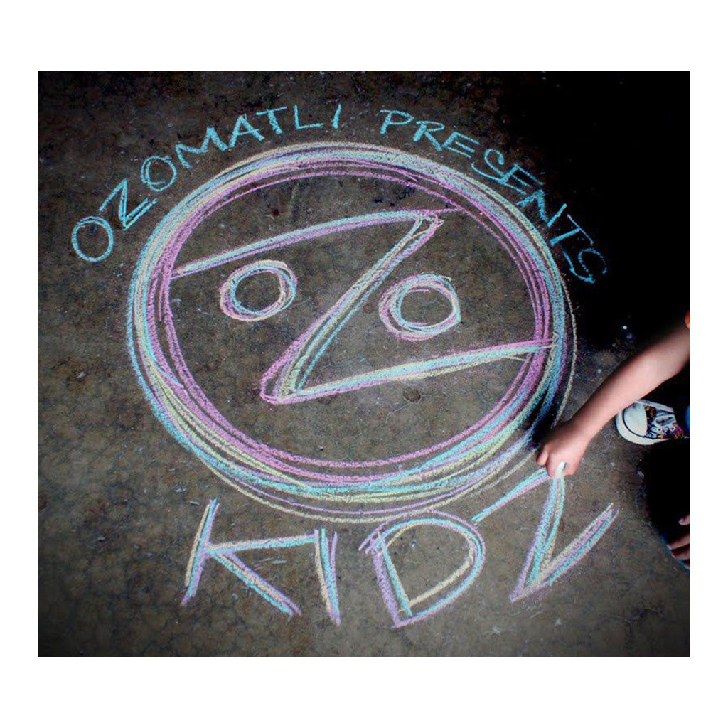 <!--120120925052114-->Ozomatli Presents - 'OzoKidz' [CD]