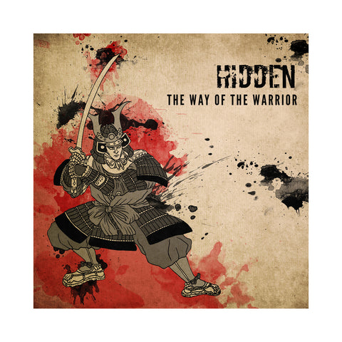 "[""Hidden - 'The Way Of The Warrior' [CD]""]"